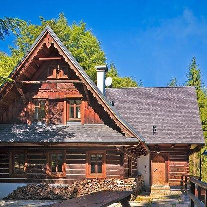 Jizerské hory: Balada horská chata