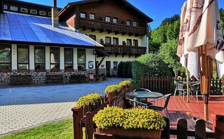 Jizerské hory: Hotel U Můstků