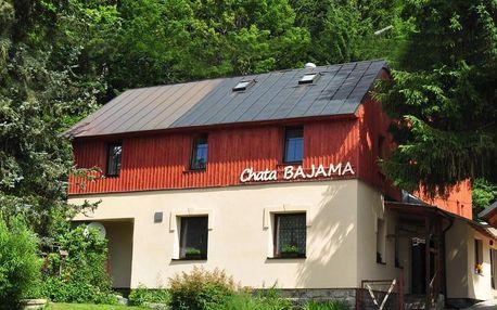 Jizerské hory: Chata Bajama
