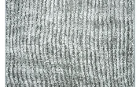 AmeliaHome Koupelnová předložka Bati šedá, 70 x 120 cm