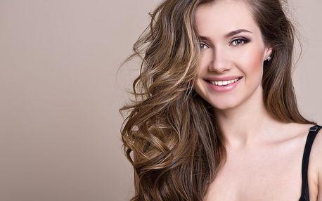Střih, barvení a styling pro všechny délky vlasů