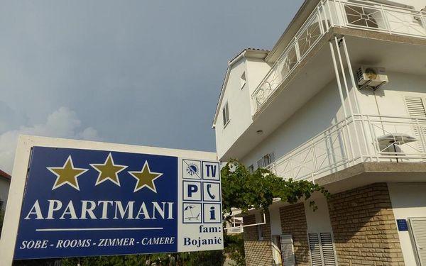 Chorvatsko, Vodice: Apartments Bojanic