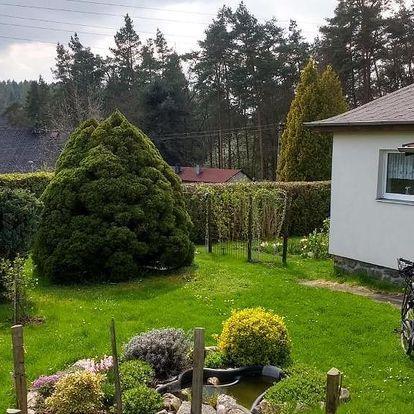 Středočeský kraj: Holiday Home close to Prague