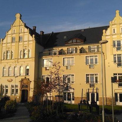 Děčín, Ústecký kraj: Czech Switzerland Castle Apartments