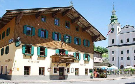 Tyrolské Alpy: apartmán až pro 4 osoby i polopenze