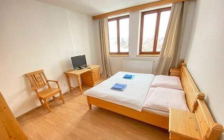 Pobyt v srdci CHKO Jeseníky: Hotel Zlatý Chlum *** s polopenzí, welcome drinkem a wellness (vířivka a sauna)