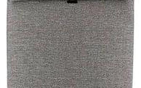 Rolser Nákupní taška na kolečkách Jean Tweed Convert RG, světle šedá