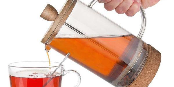 Orion Konvice na čaj a kávu CORK, 0,4 l2