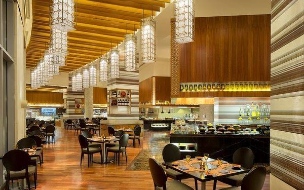 The Address Dubai Marina, Dubai, Spojené arabské emiráty, Dubai, letecky, snídaně v ceně5
