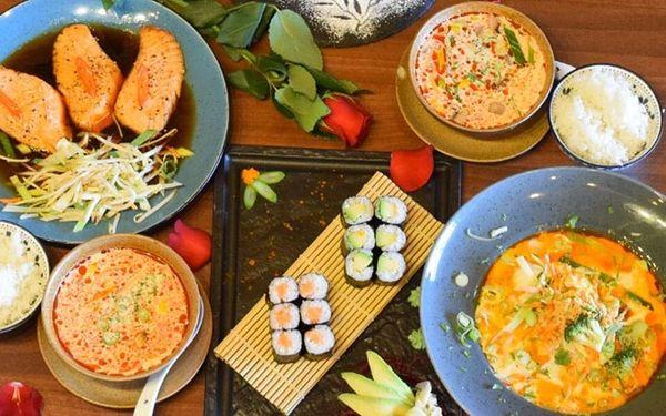 Vietnamsko-thajské menu pro 2