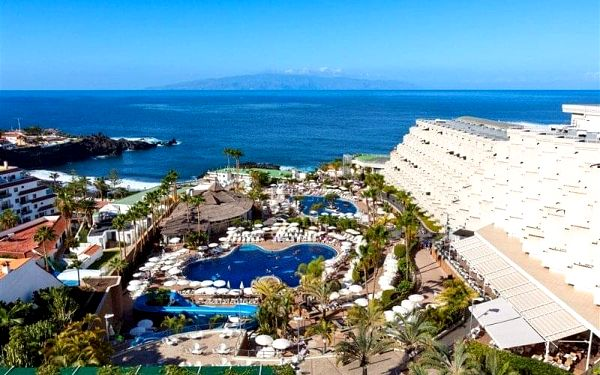 LANDMAR PLAYA LA ARENA, Tenerife, Kanárské ostrovy, Tenerife, letecky, snídaně v ceně5