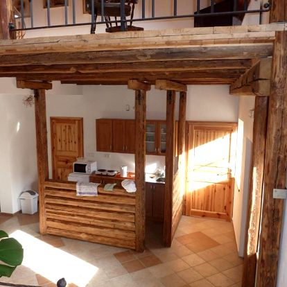 Vysočina: Ubytování Podolí U Křížku
