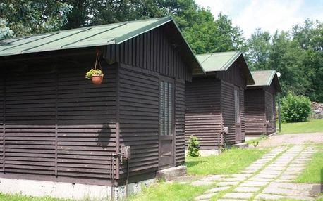 Adršpašsko-teplické skály: Chatky Adršpach