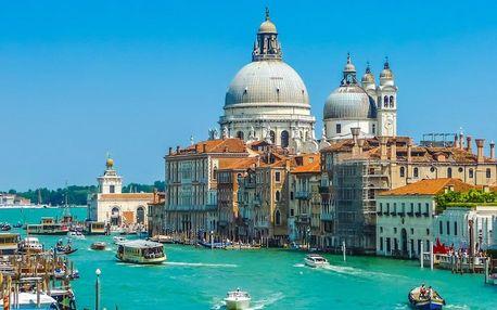 Kouzelné Benátky: moderní 4* hotel s rychlým spojením do centra 3 dny / 2 noci, 2 osoby, snídaně
