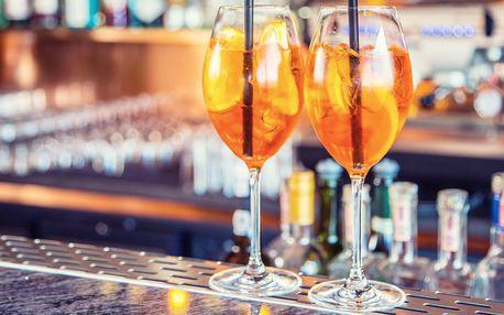 Skvělé letní osvěžení: Aperol Spritz pro dva