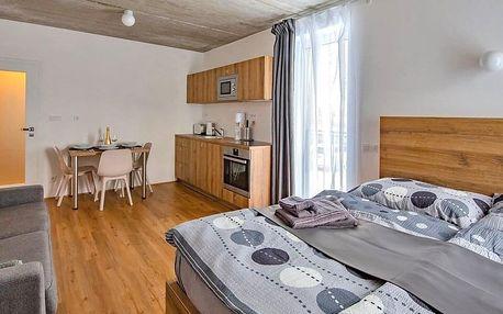 Dovolená na horách: nové apartmány ve Vrchlabí