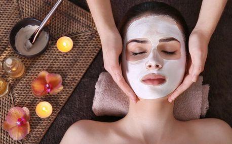 4,5 h božské péče o tělo i obličej: koupel, masáž aj.