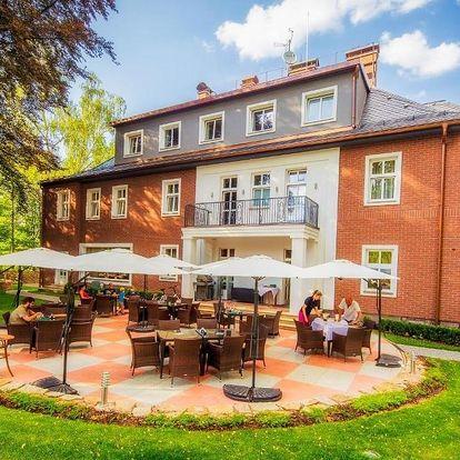 Krásy Broumovska: Manor House