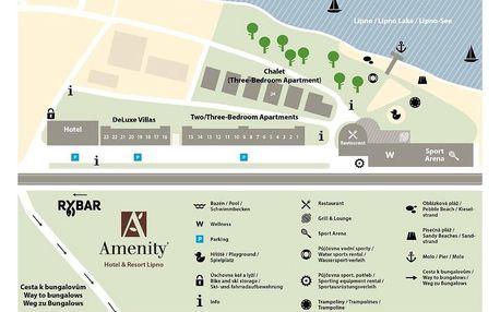 Lipno nad Vltavou, Jihočeský kraj: Amenity Hotel & Resort Lipno