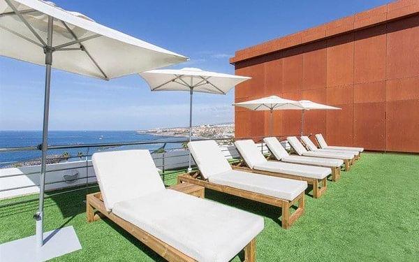 BE LIVE EXPERIENCE LA NIŇA, Tenerife, Kanárské ostrovy, Tenerife, letecky, snídaně v ceně3