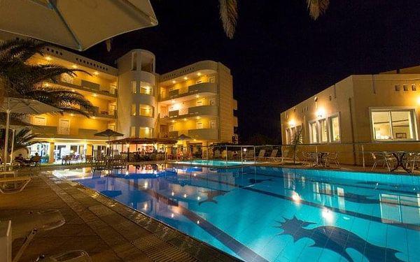 SUNNY BAY HOTEL, Kréta, Řecko, Kréta, letecky, snídaně v ceně4