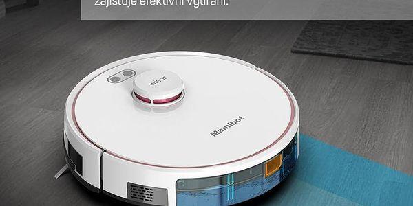 Mamibot EXVAC880 Wisor robotický vysavač3