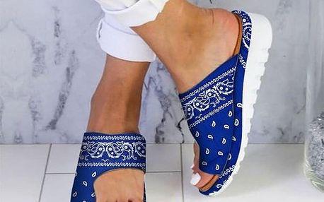 Pantofle proti vbočenému palci Storma