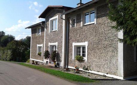 Krásy Broumovska: Apartmány Malý Dům Ruprechtice