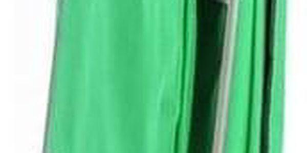 HAPPY GREEN Podložka plážová AUSTIN s ocelovou konstrukcí, 150 x 54 cm, zelená2