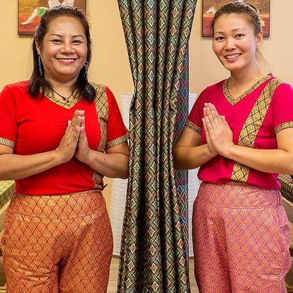 Thajská olejová masáž: horká, kokosová i chladivá