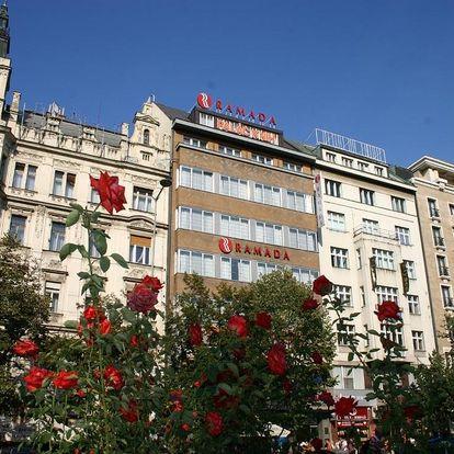 Praha a okolí: Ramada Prague City Centre