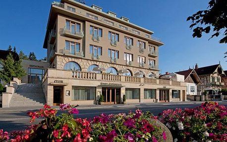 Luhačovice ALEXANDRIA SPA a Wellness hotel, Česko