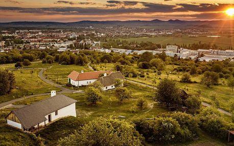 Vstup do skanzenu Rochus v srdci Slovácka