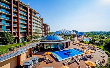 AQUAWORLD resort Budapest, Maďarsko
