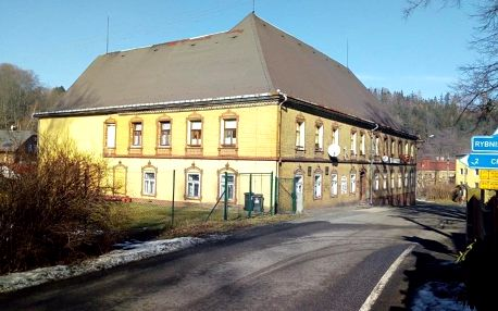 Národní park České Švýcarsko: Penzion SKLAŘSKÁ HOSPODA