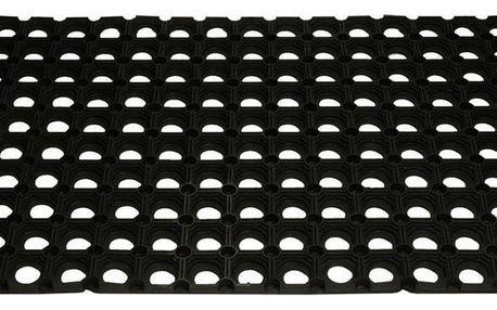 FAVE Gumová rohožka Honey, 50 x 100 cm, 50 x 100 cm