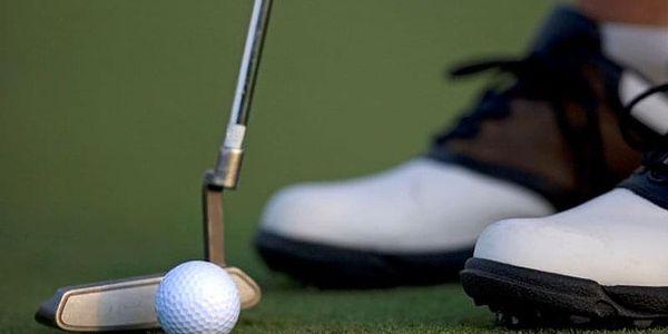 Intenzivní trénink golfu