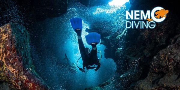 Potápěčský kurz vč. registrace3