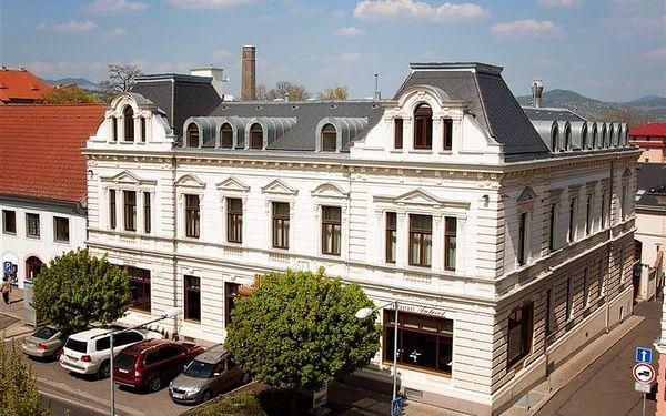 Lovosice - hotel LEV, Česko