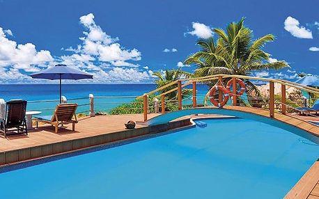 Seychely letecky na 9-16 dnů, polopenze