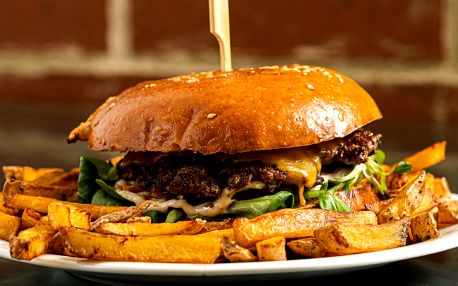Burger do ruky: na výběr z 9 druhů