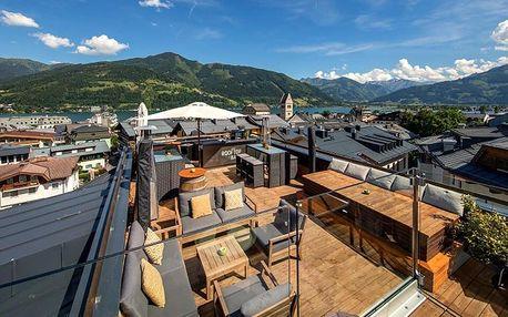 4* Hotel Two Timez v oblasti Zell am See se snídaní