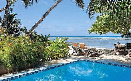 Seychely letecky na 9-16 dnů, snídaně v ceně