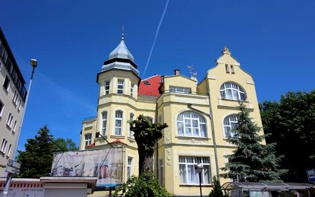 Polsko, Baltské moře: Villa Amadea