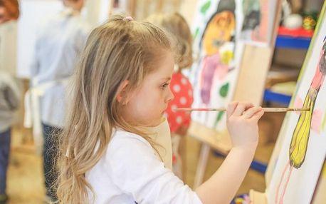 Výtvarný příměstský tábor pro děti od 6 do 15
