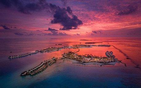 Maledivy - Jižní Atol Male letecky na 8-14 dnů