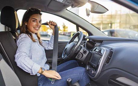 Kurz bezpečné jízdy pro ženy