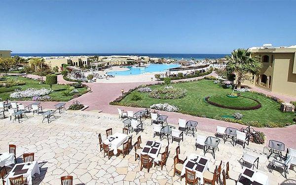 Hotel Three Corners Fayrouz Plaza Beach Resort, Marsa Alam, letecky, all inclusive2