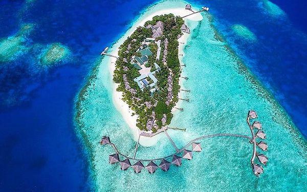 Hotel Adaaran Club Rannalhi, Maledivy, letecky, all inclusive2