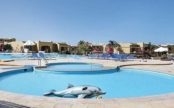 Hotel Three Corners Fayrouz Plaza Beach Resort, Marsa Alam, letecky, all inclusive3